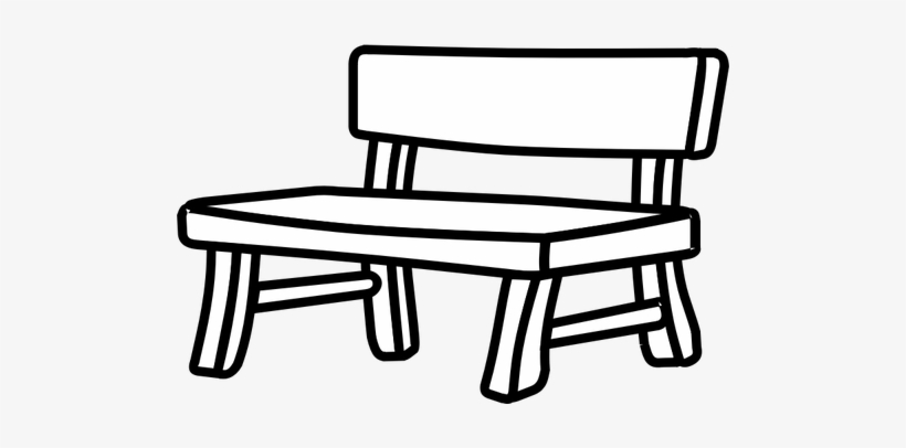 Park Bence Clipart Bus Stop Bench.