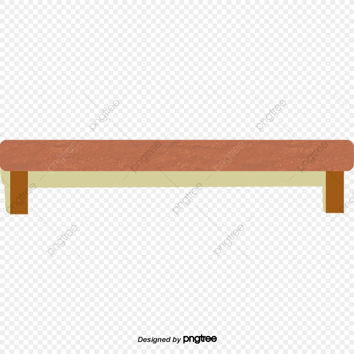 Cartoon Bench, Rest, Park, Stool PNG Transparent Clipart Image and.