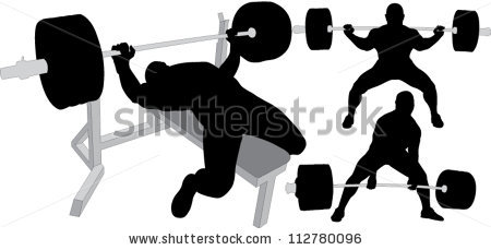 Bench Press Stock Images, Royalty.