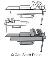 Bench vise Illustrations and Clip Art. 34 Bench vise royalty free.