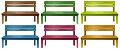 Benches clipart.