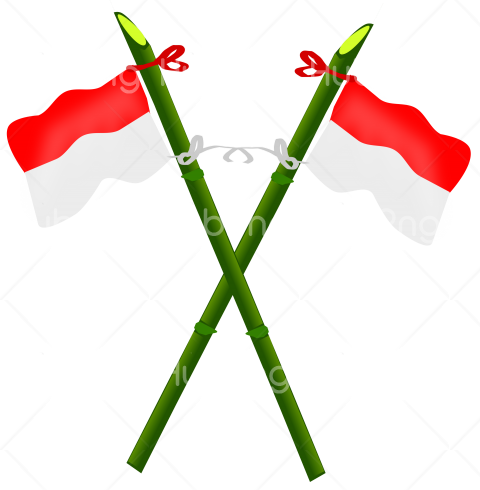 bendera indonesia png clipart vector hd Transparent.
