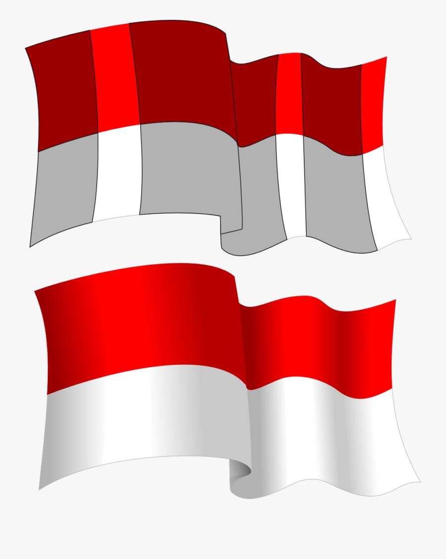Bendera Merah Putih Png.