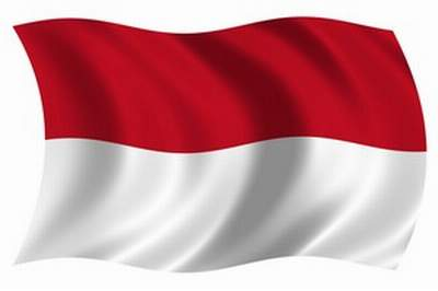 Clipart bendera indonesia 6 » Clipart Station.