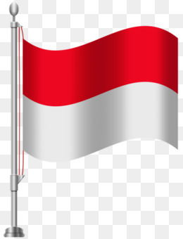 Indonesia Flag Clipart.