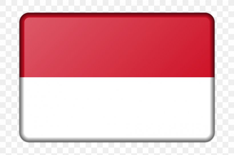 Flag Of Indonesia Indonesian Language Clip Art, PNG.