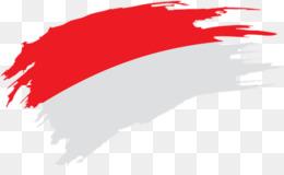 Bendera Indonesia PNG.