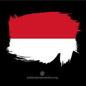 162 free download bendera indonesia vector.