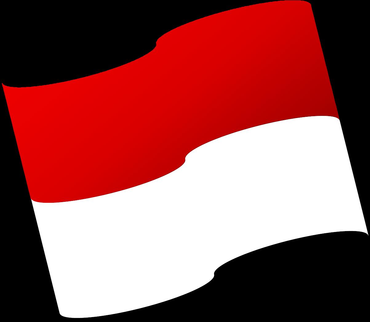 HD Animasi Bendera Indonesia Berkibar Terlengkap Dan.
