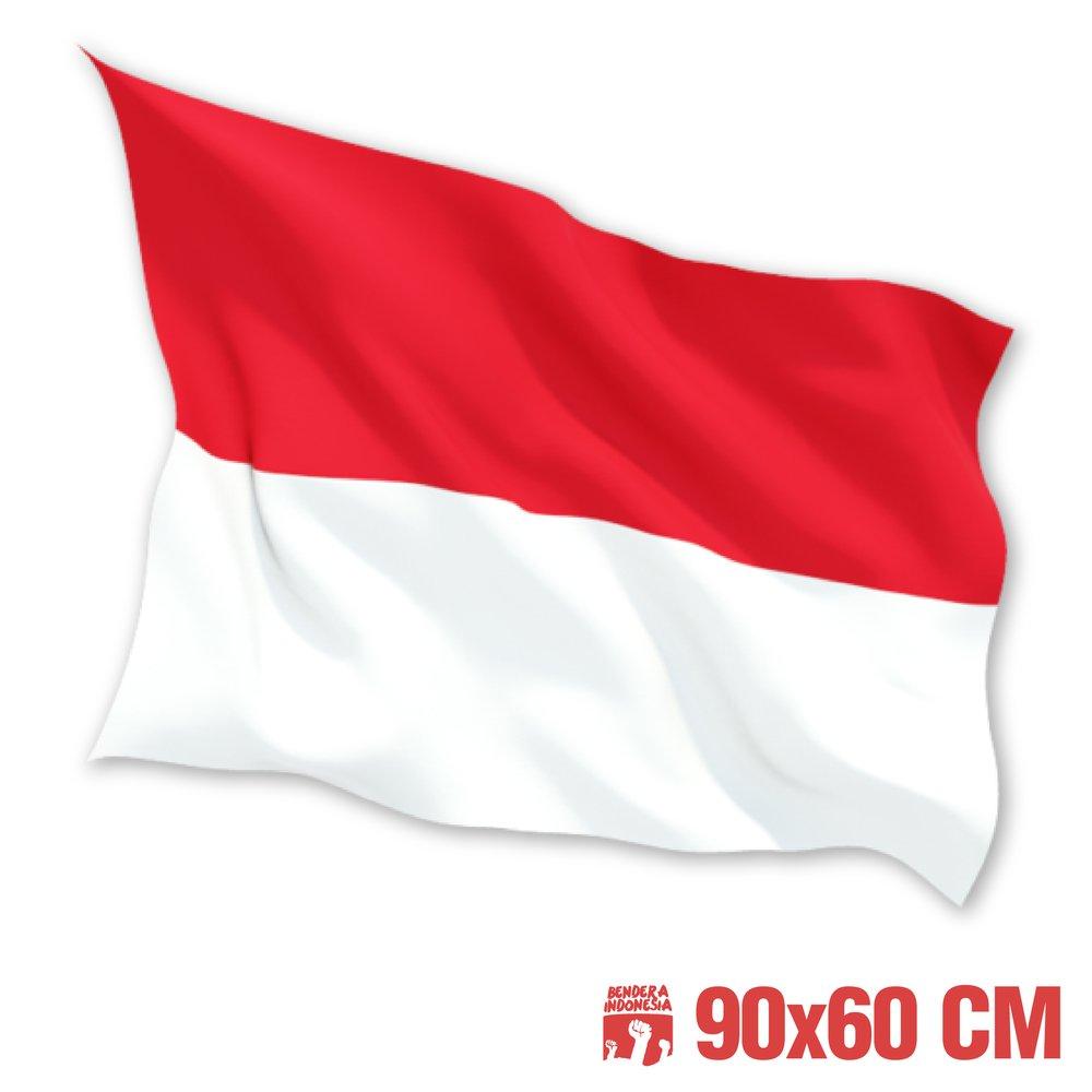 Bendera Merah Putih 60x90 cm Toko Kemerdekaan.