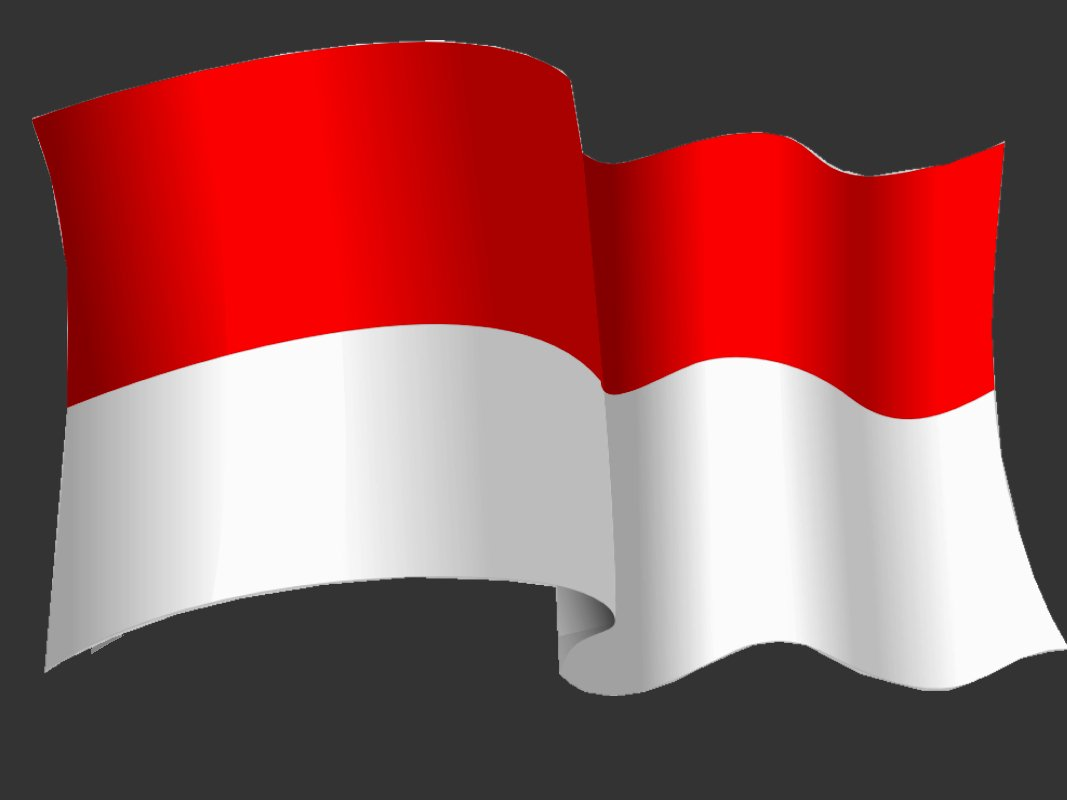 Koleksi Dp Bbm Bergerak Bendera Merah Putih Berkibar.