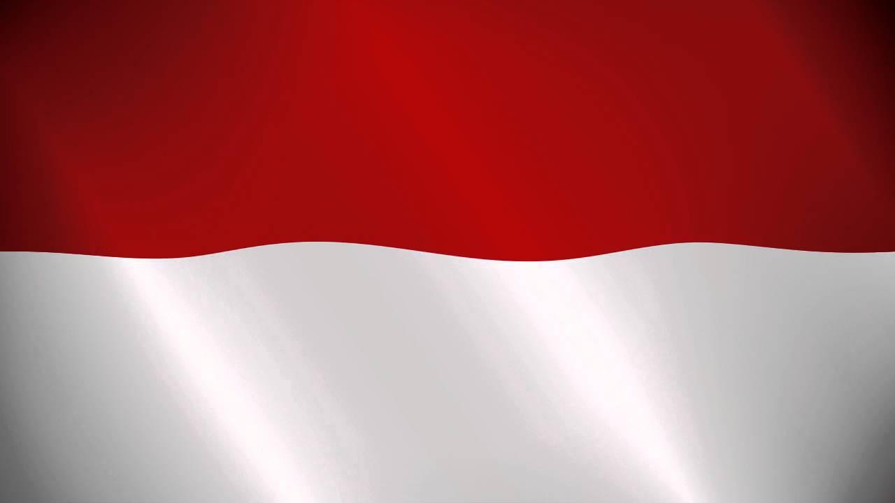 Animasi Bendera Merah Putih (HD).