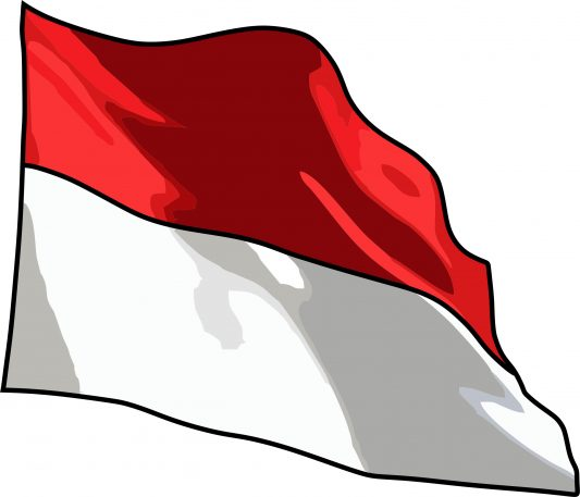 Bendera indonesia clipart 3 » Clipart Station.