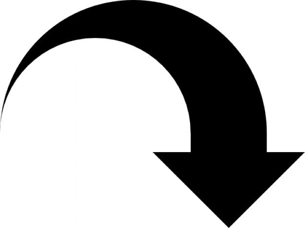 Showing post & media for Curved arrow symbol.