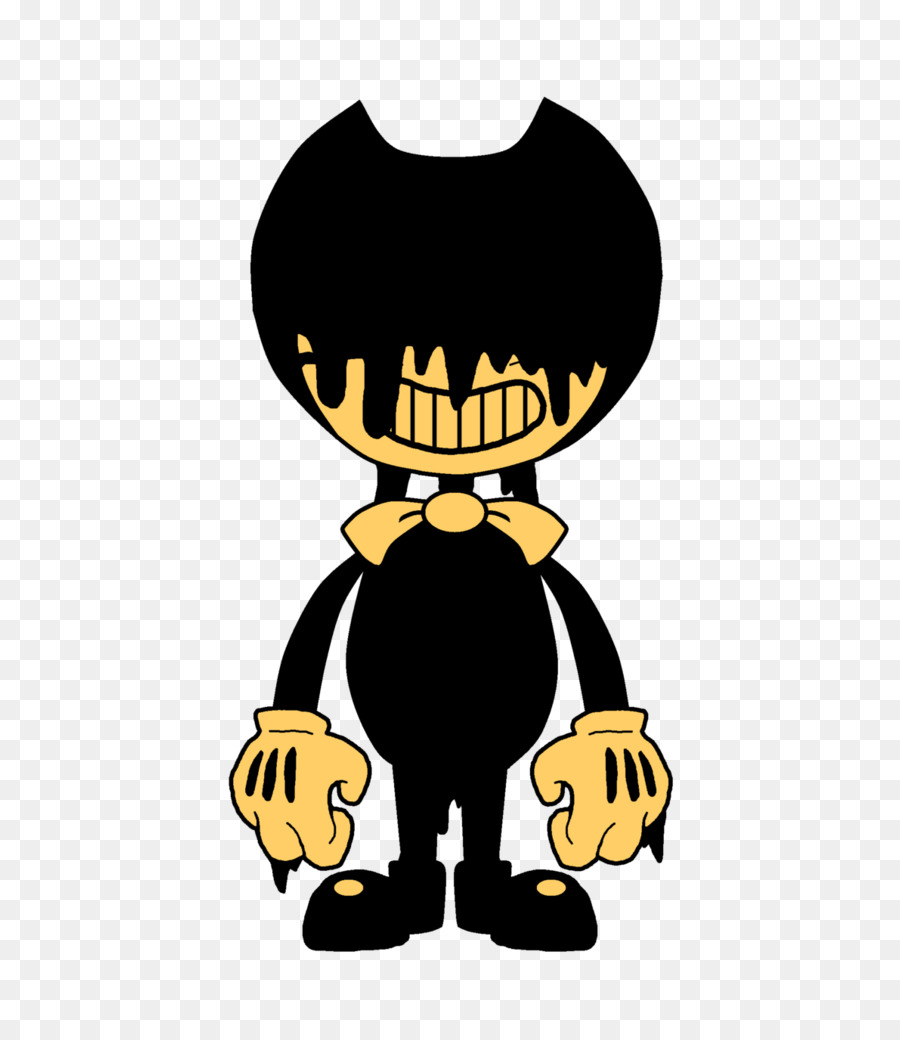 Bendy And The Ink Machine png download.