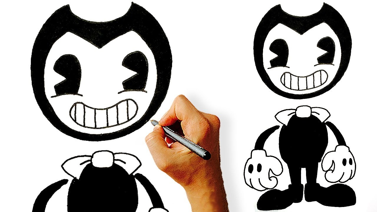 Bendy and the ink machine clipart 1 » Clipart Portal.