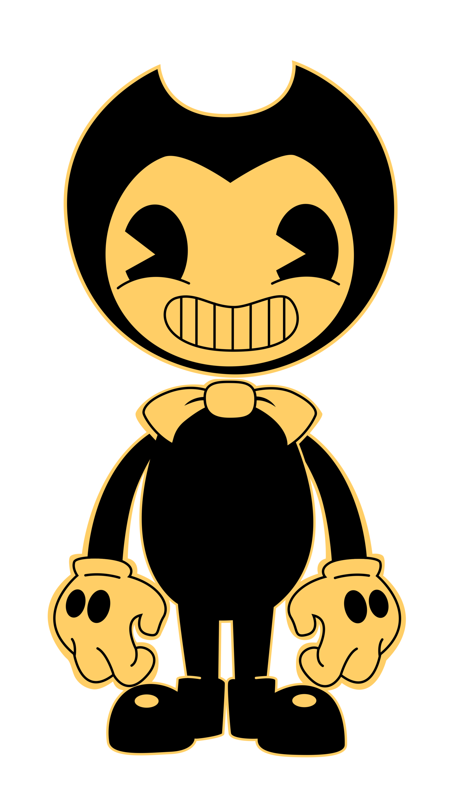 Bendy (Bendy and the Ink Machine).