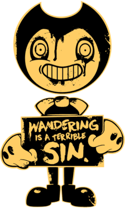 Bendy and the Ink Machine.