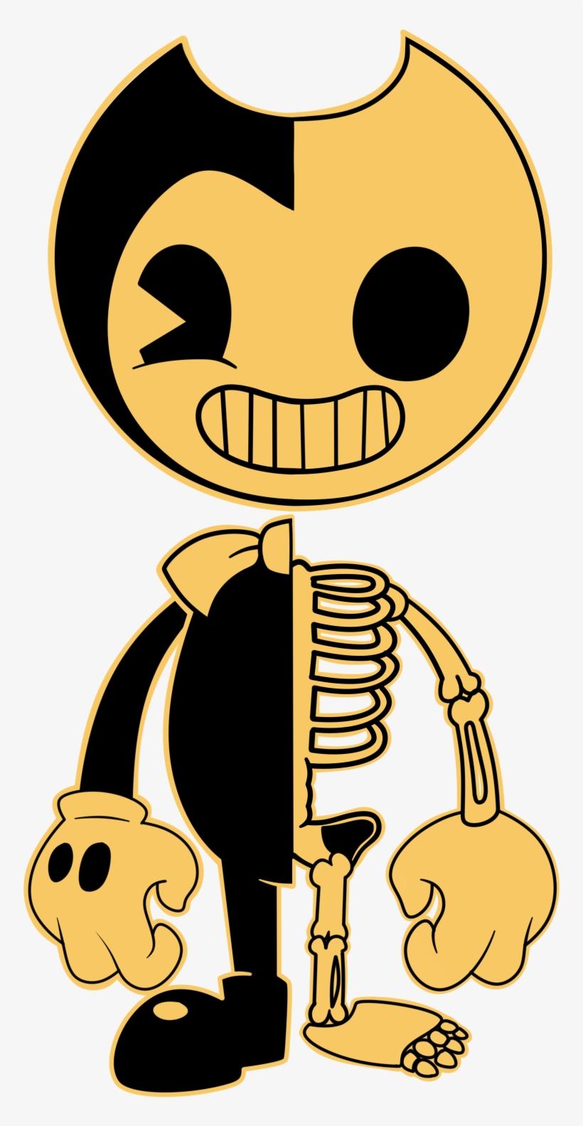 Skeletor Bendy.