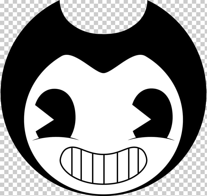 Bendy And The Ink Machine Drawing Animation Face PNG, Clipart.