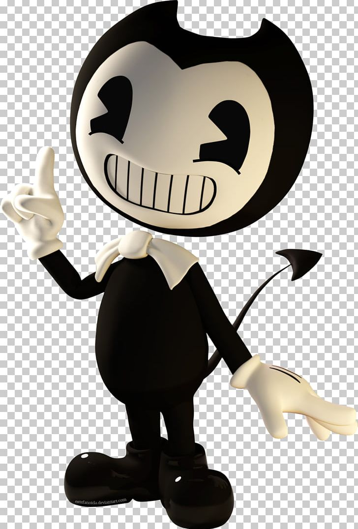 Bendy And The Ink Machine Cuphead Video Game Drawing PNG, Clipart.