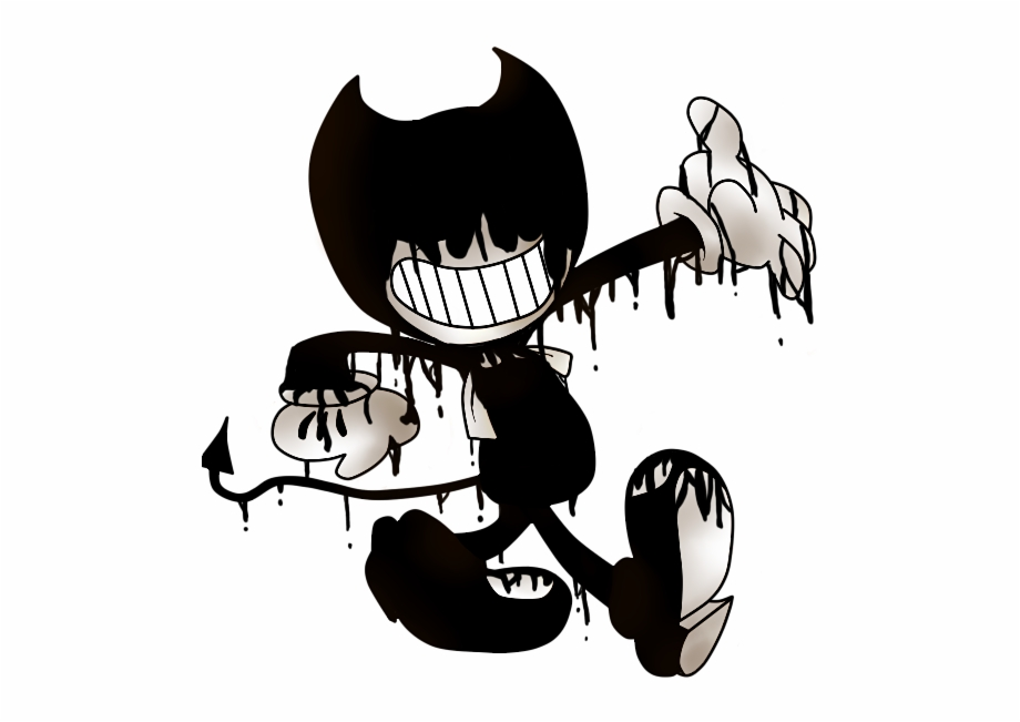 Imagens Do Bendy And The Ink Machine , Png Download.