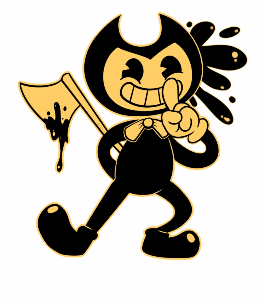 Bendy Png.