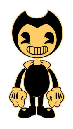 Proto:Bendy and the Ink Machine.