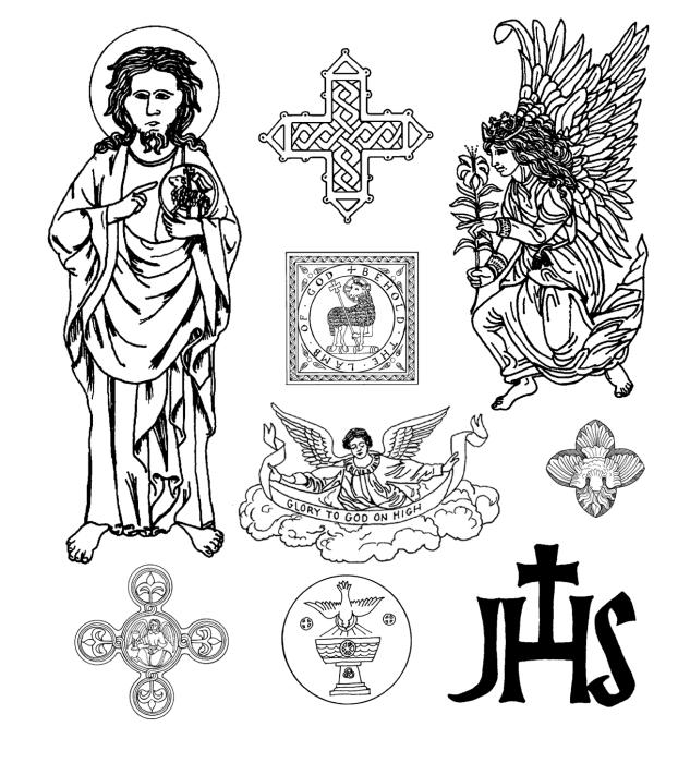 ChurchPublishing.org: C.E. Visminas Clip Art.