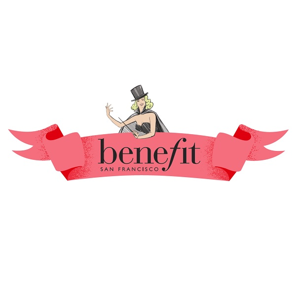 Benefit cosmetics Logos.
