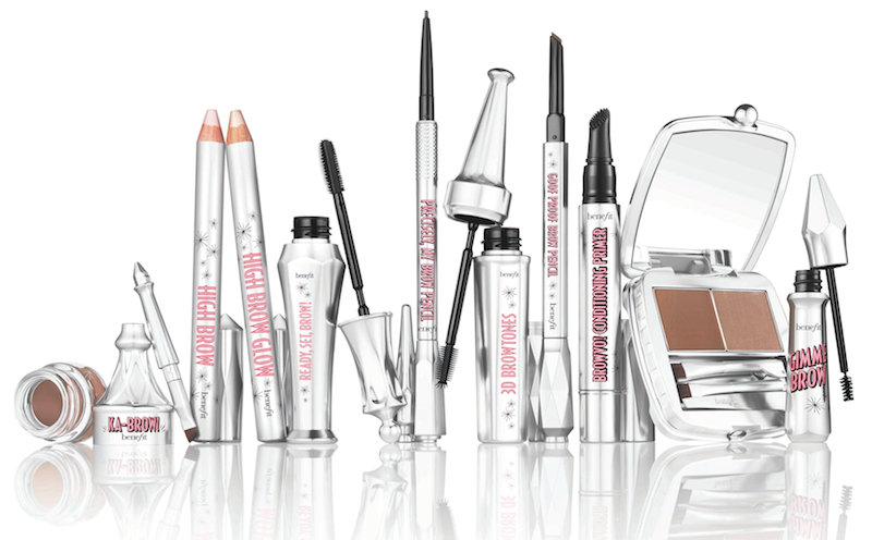 Benefit Has 9 New Products to Solve ALL Your Brow Problems.