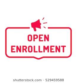 Open enrollment clipart 2 » Clipart Station.