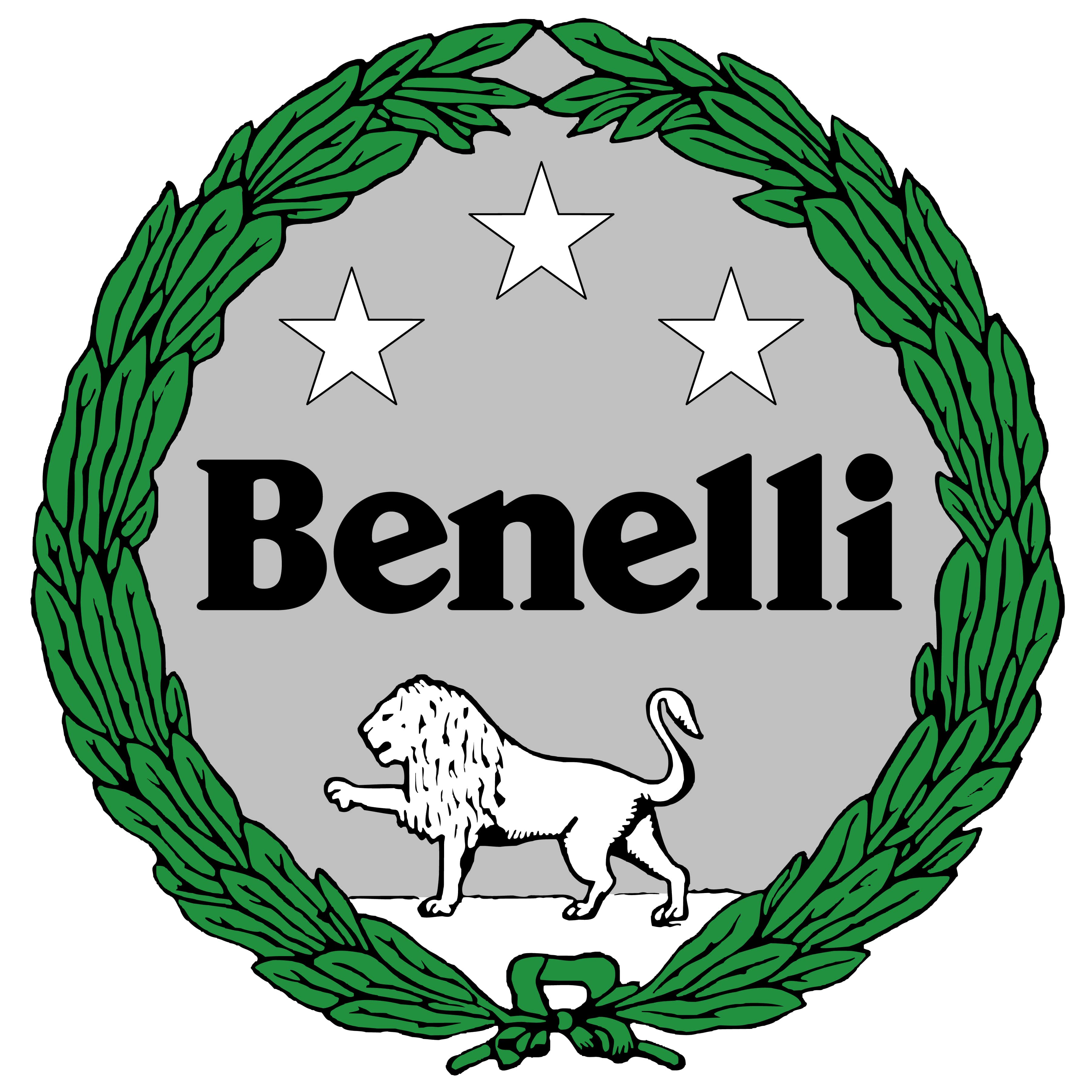 Benelli motorcycle logo history and Meaning, bike emblem.