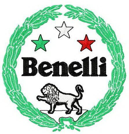 Benelli logo.