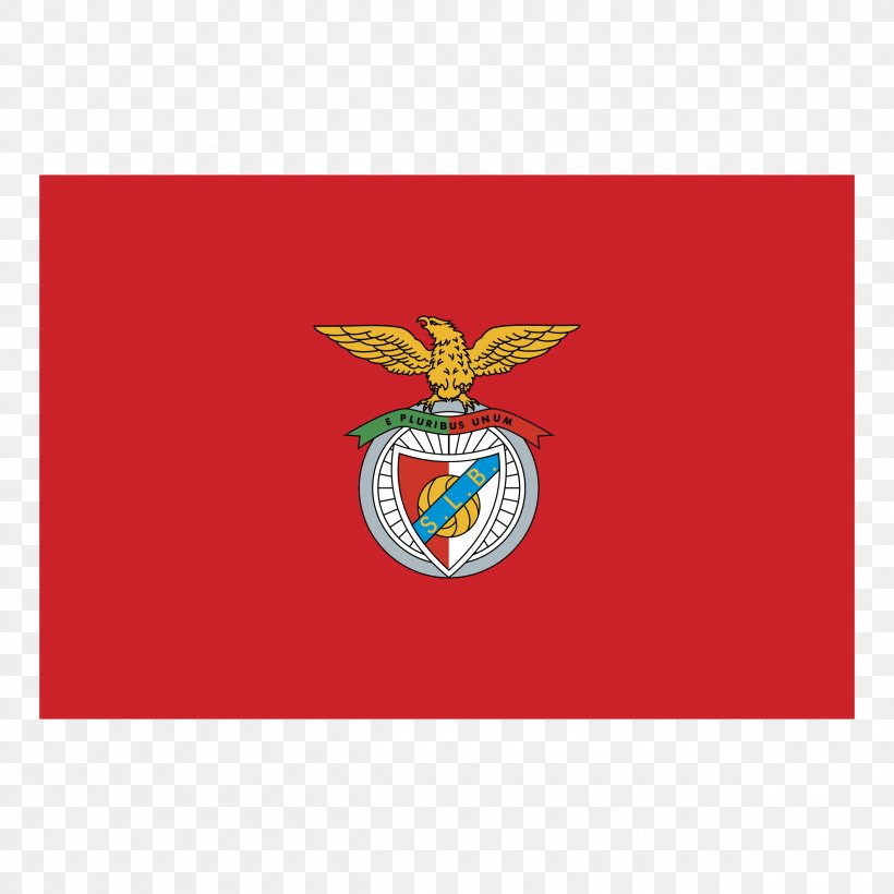 S.L. Benfica Logo Vector Graphics Image, PNG, 2400x2400px.