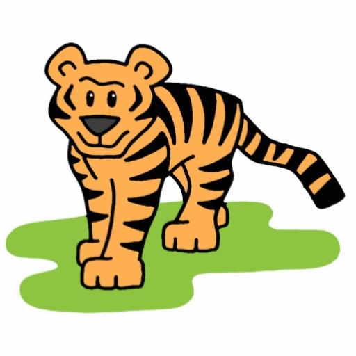 Bengal Tiger Clipart.