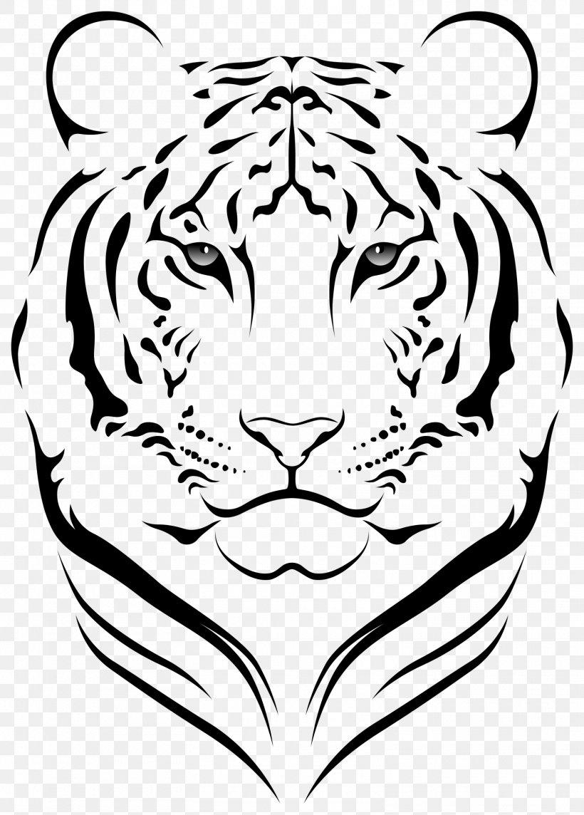 Bengal Tiger Face Clip Art, PNG, 1560x2178px, Tiger, Art.