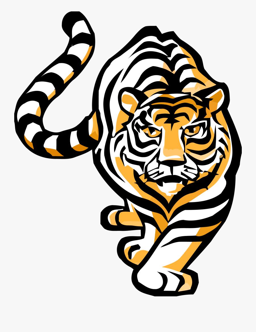 Bengal Tiger Clipart , Free Transparent Clipart.