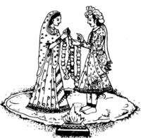 Wedding Symbols.