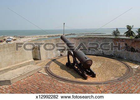 Stock Photo of Fort Marlborough Bengkulu. x12992282.
