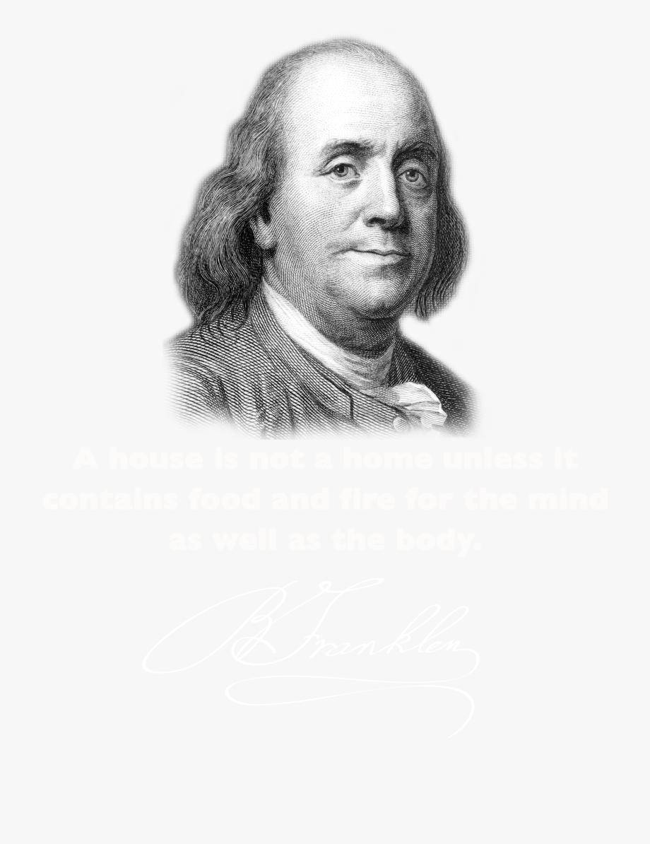 Benjamin Franklin Png.