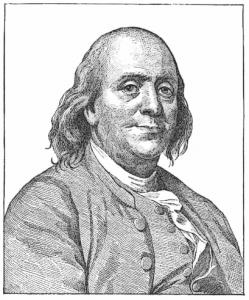 Benjamin Franklin Clip Art Download.