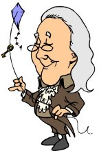 Ben Franklin Apprentice Clipart.