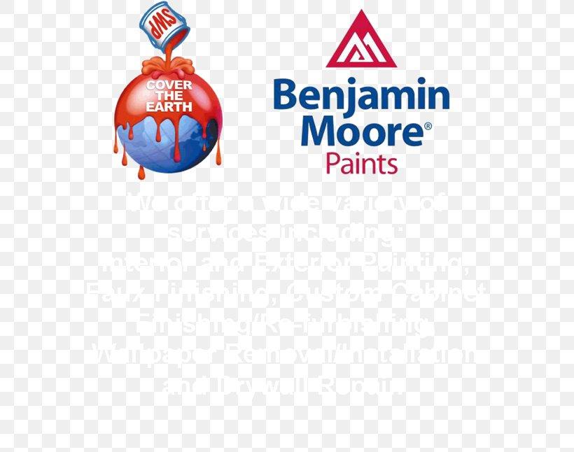 Logo Benjamin Moore & Co. Sherwin.