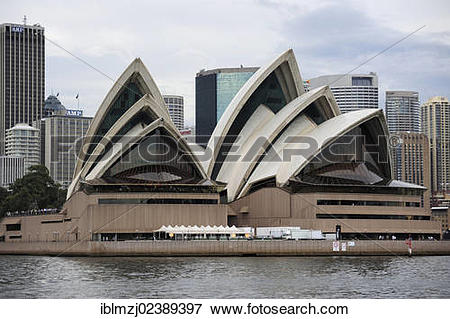 "Picture of ""Sydney Opera House at Bennelong Point, Sydney Harbour."