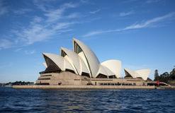 Hand Drawn Sydney Opera House And Sydney Harbour Bridge Editorial.
