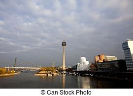 Stock Photos of Dusseldorf, Germany.