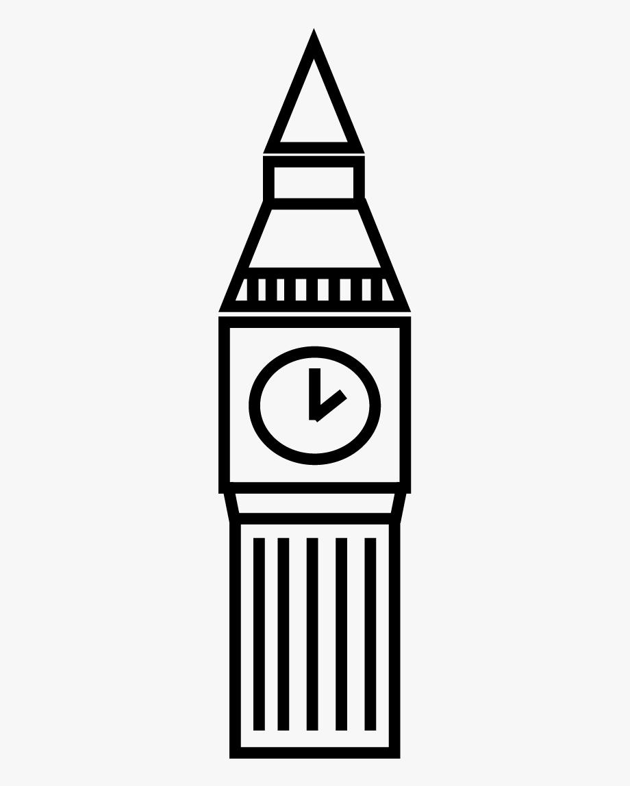 Big Ben Clipart #1438175.