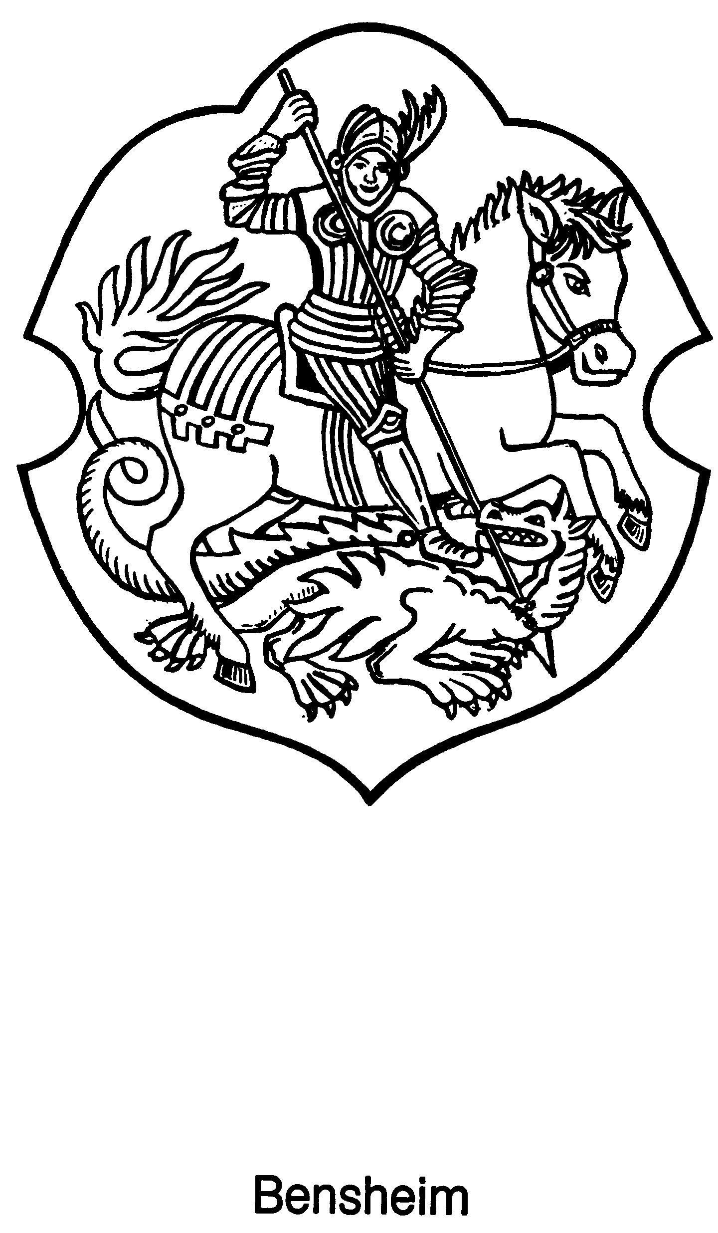 File:Wappen Bensheim schwarzweiss.jpg.