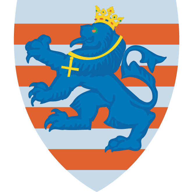 BENSHEIM COAT OF ARMS.